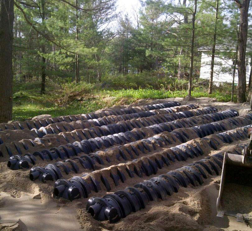 Ruppert Haulage Septic Systems In Muskoka
