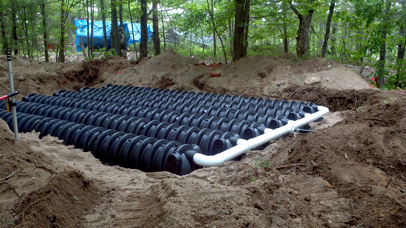 Ruppert haulage septic systems in muskoka for Design septic system