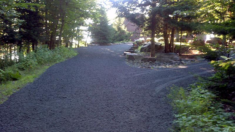 Gravel Driveway Ruppert Haulage