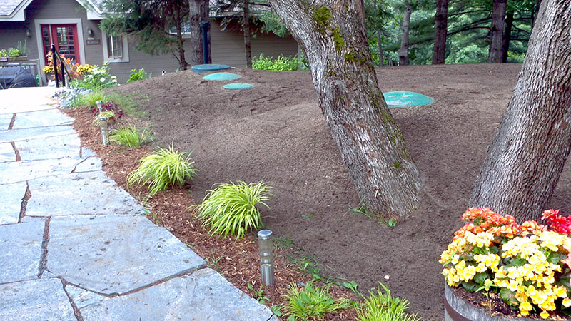 Landscaping Amp Septic Systems Ruppert Haulage