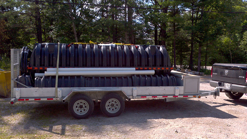 Old Septic Systems Ruppert Haulage